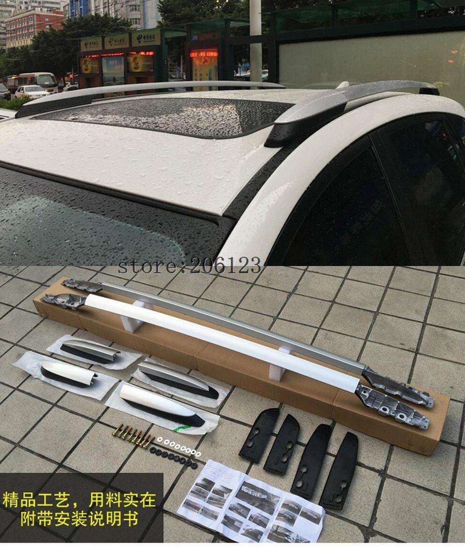 Dachträger längsträger gepäckträger bars Für Toyota RAV4 2013 2014 2015 2016 2017