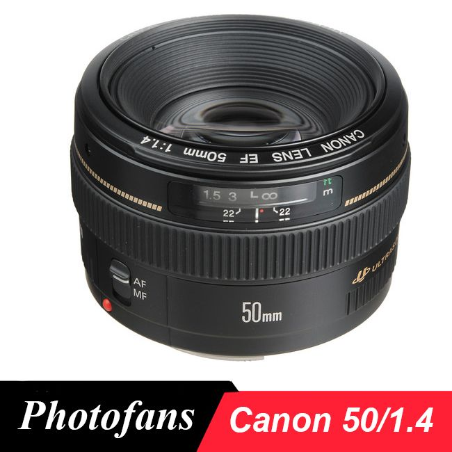 Canon 50 1.4 Lens EF 50mm f/1.4 USM Lenses