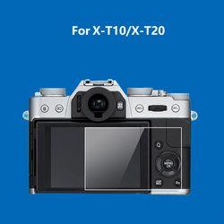Shockproof HD Tempered LCD Screen Protector for Fuji X-T10 X-T20 fujifilm XT10 XT20 Digital Camera Toughened Glass Film