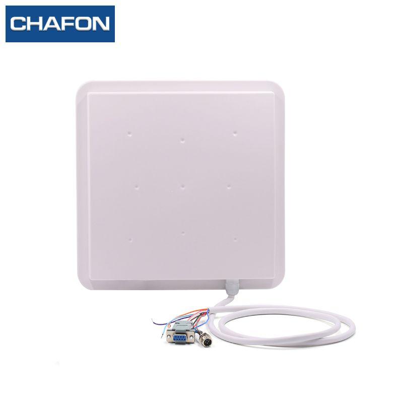 CHAFON uhf rfid leser integrierte antenne eingebaute lesereichweite bis zu 3 ~ 6 mt für parkplatz und lagerverwaltung
