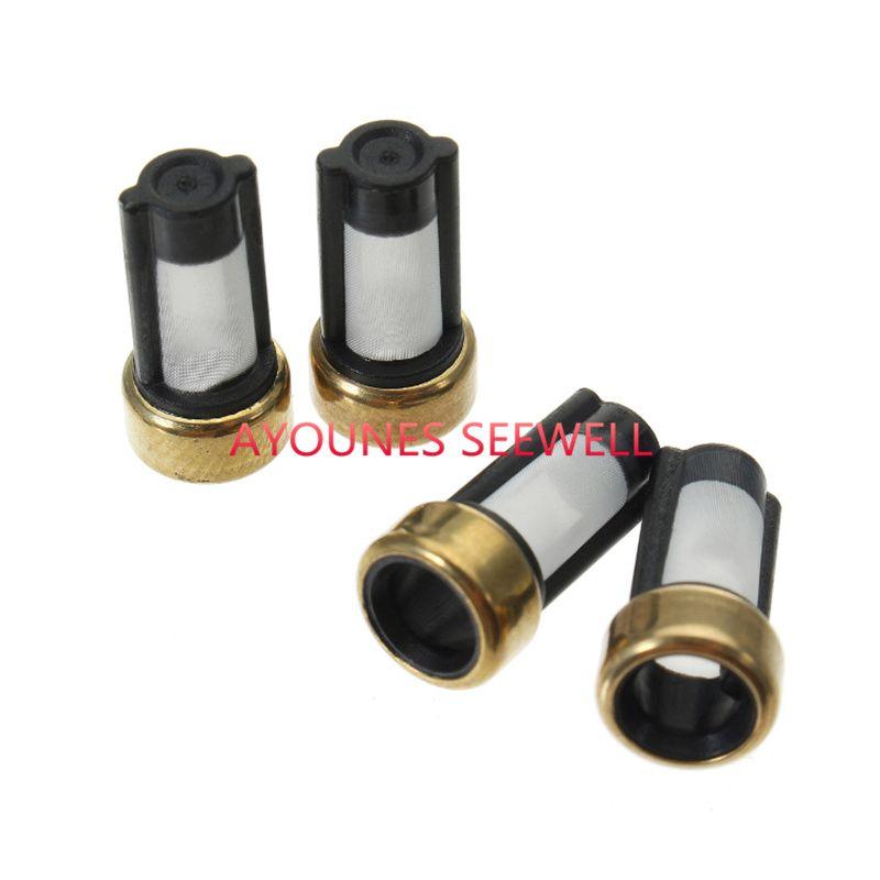 Freies verschiffen 3000 stück kraftstoff injektor universal micro filter 12*6*3mm ASNU03C für bosc * injektor reparatur kit (AY-F101)