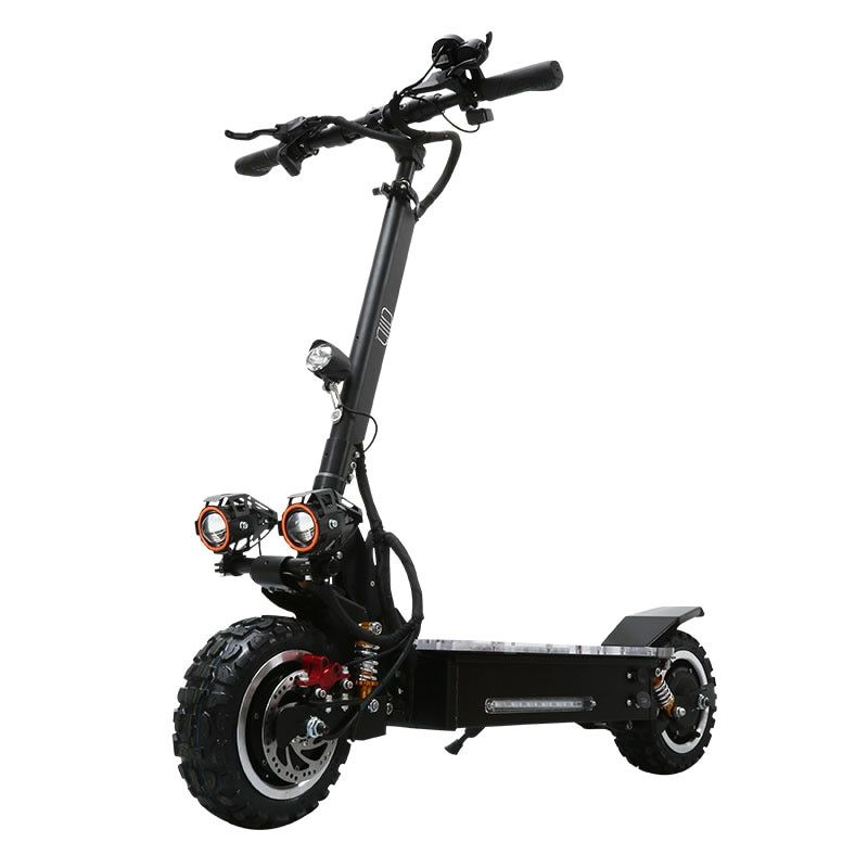 3200W Powerful Electric Scooter Off Road Skateboard Longboard Adult Electric Scooter Electric Foldable Professional Scooter