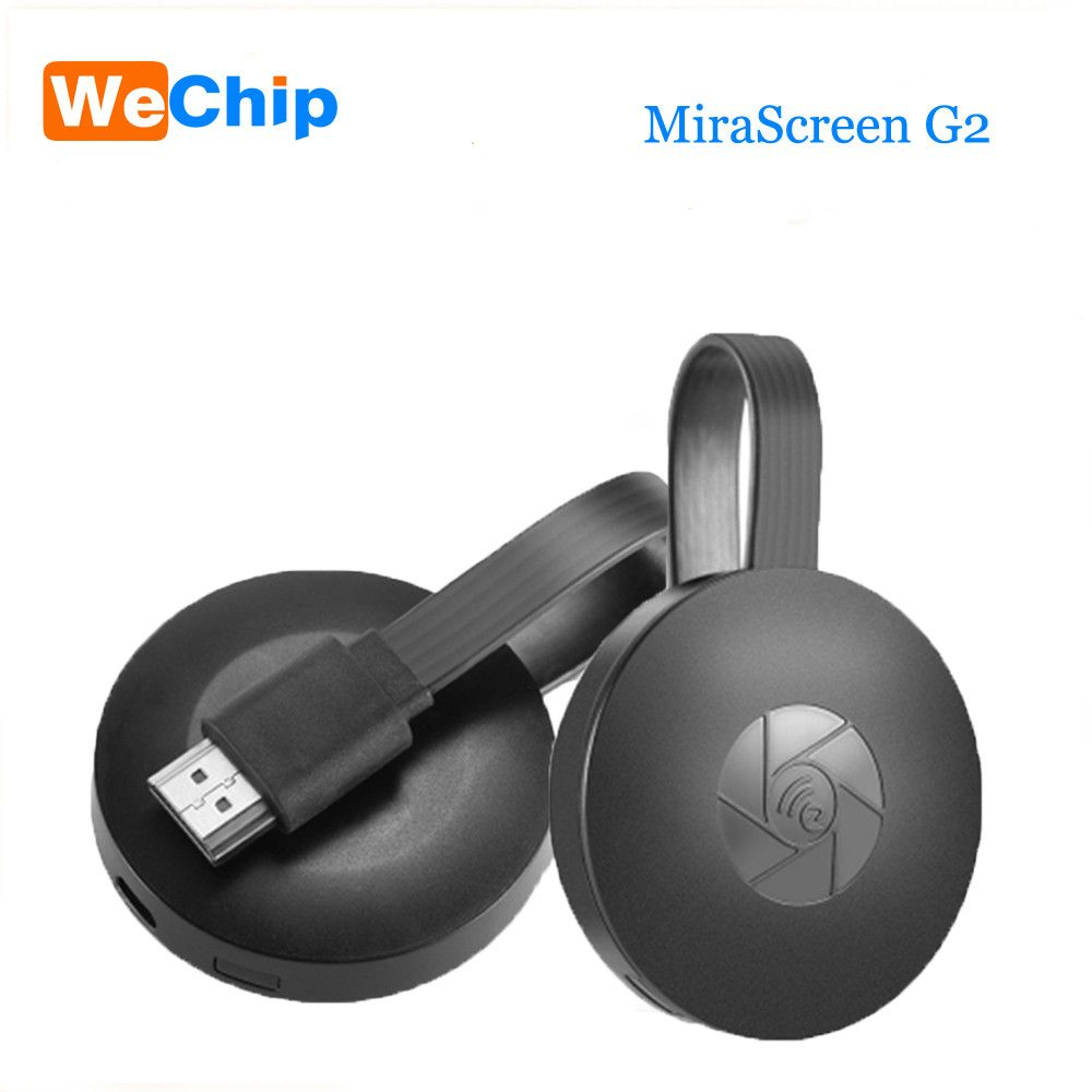 2019 MiraScreen G2 Tv Stick Wireless Dongle Tv Stick 2.4GHz 1080P HD Chorme cast Support HDMI Miracast Airplay for Android iOS