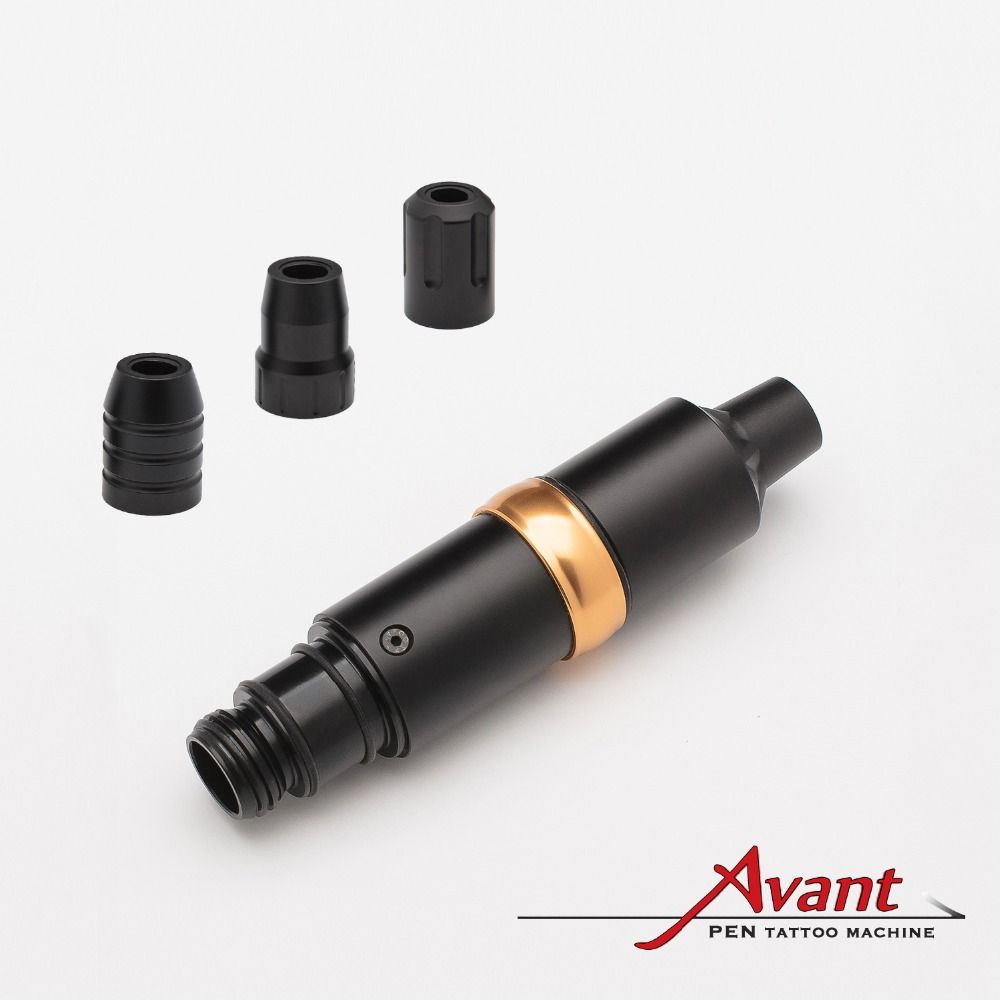 EZ Avant Cartridge Tattoo Pen Rotary Tattoo Machine Permanent Makeup Tattoo Machine with 100% Imported Swiss Maxon Motor
