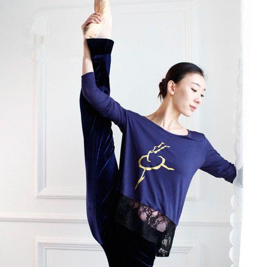 Gymnastic swimsuit gymnastics leotard ballet tutu dance dancing dress flat pants trousers shirt jumpsuit swimwear costumes