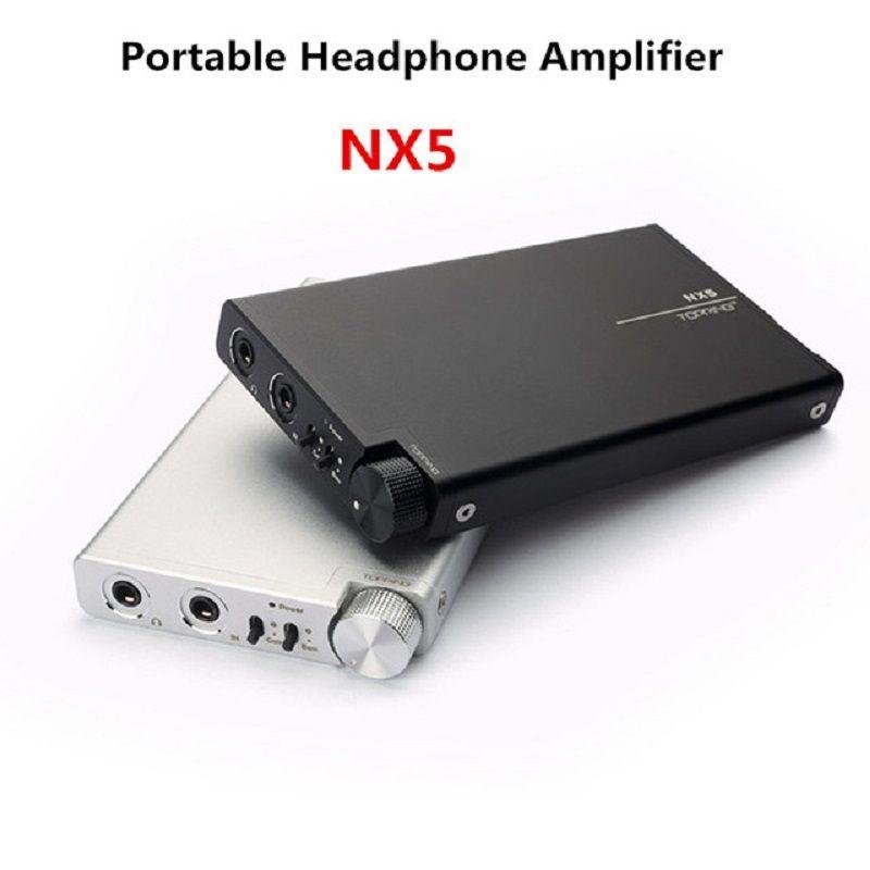 Amp TOPPING NX5 Mini Portable Earphone Headphone Amplifiers Amplifier HIFI Digital Stereo Audio amplificador de fone de ouvido