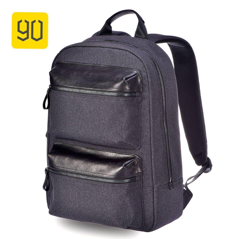 Xiaomi Ecosystem 90FUN Business Multi-purpose Backpack Water Resistant Daypack 15