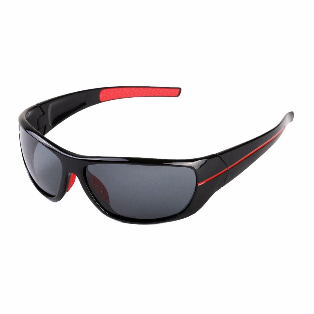 Hommes sport lunettes De soleil polarisées lunettes De pêche lunettes De cyclisme lunettes De soleil en plein air UV400 Gafas De Sol Masculino Oculos Ciclismo