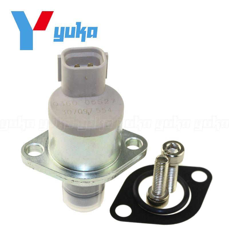 Fuel Pump Pressure Suction Control SCV Valve Metering Unit For Nissan Cabstar Navara D40 2.5 3.0 3.2 TDCi Diesel A6860-VM09A