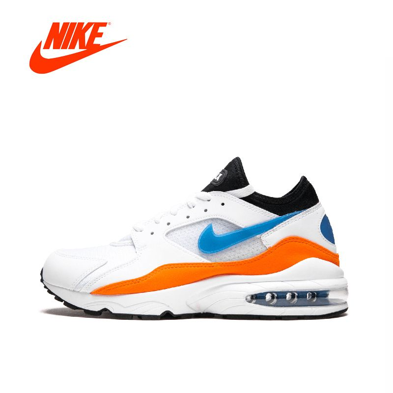 Original New Arrival Authentic NIKE Air Max 93 Mens Running Shoes Sneakers Breathable Sport Outdoor Good Quality