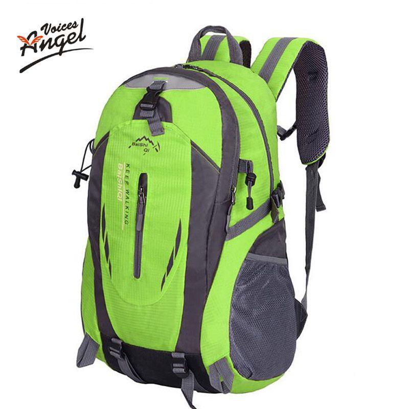 2018 Brand Hot Sale Nylon Black Backpack Waterproof Men's Back Pack Laptop Mochila High Quality Designer Backpacks Male Escolar