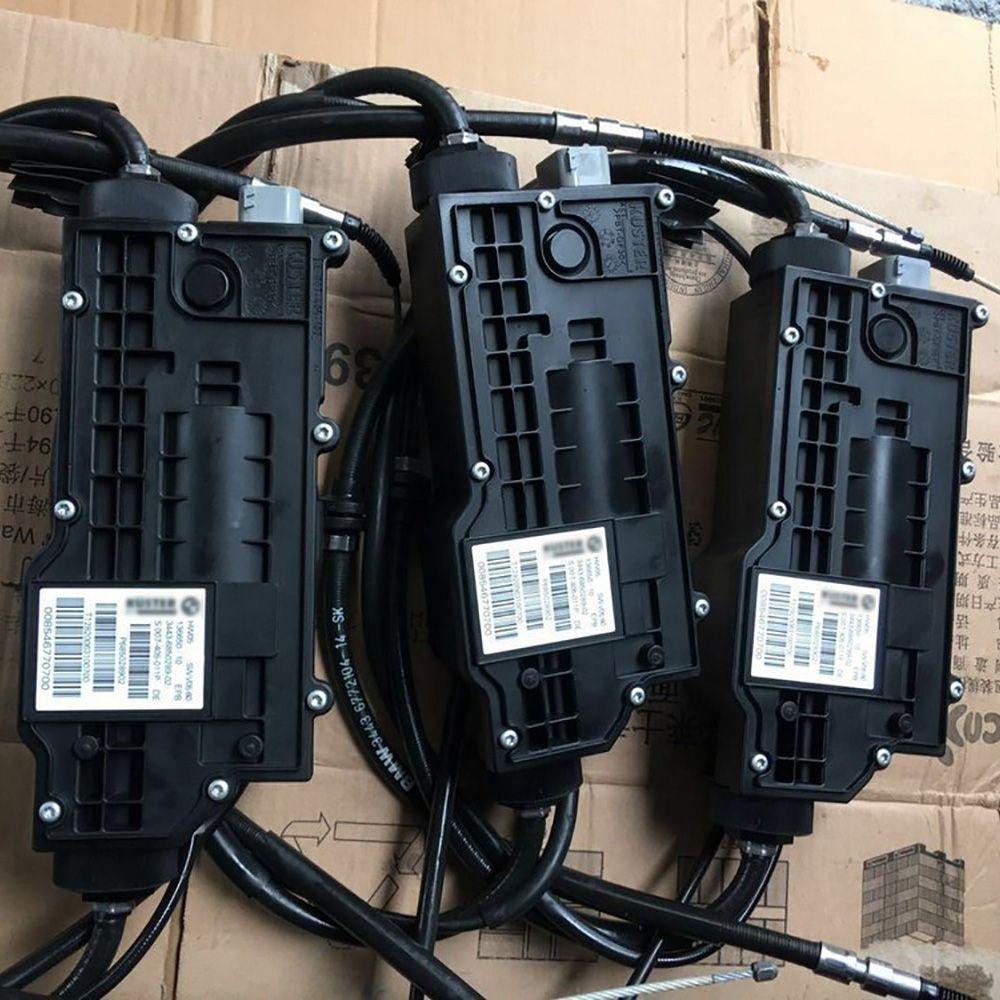 Auto Elektronische Parkbremse Antrieb mit Control Unit Für Für BMW X5 E70 X6 E71 E72 34436850289 Auto Zubehör