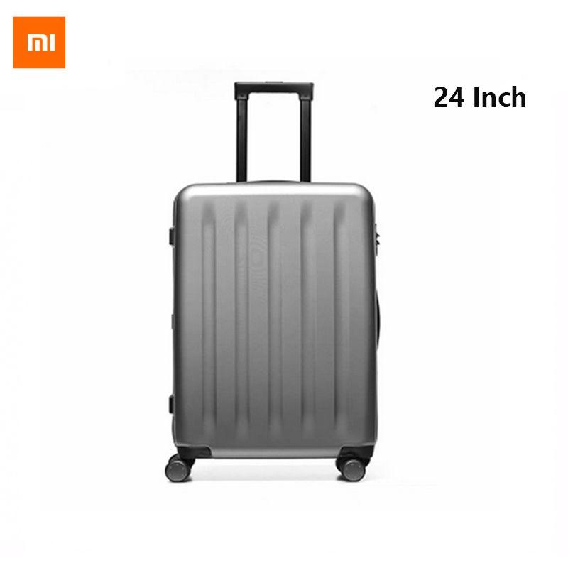 Оригинальный Xiaomi 90 минут Spinner колеса Чемодан чемодан 24 дюймов