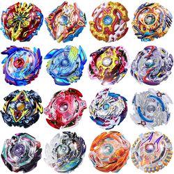6 Styles Toupie Beyblade Burst B48 B66 Avec Lanceur Et Boîte d'origine En Métal En Plastique Fusion 4D Cadeau Jouets Pour Enfants # E
