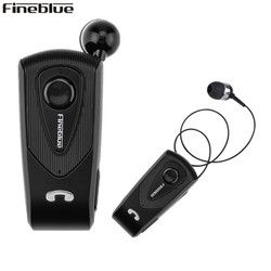 Fineblue F930 Mini Wireless Earphones auriculares Driver Handsfree Bluetooth Headset For Phone Vibrating Alert Wear Clip Earbuds
