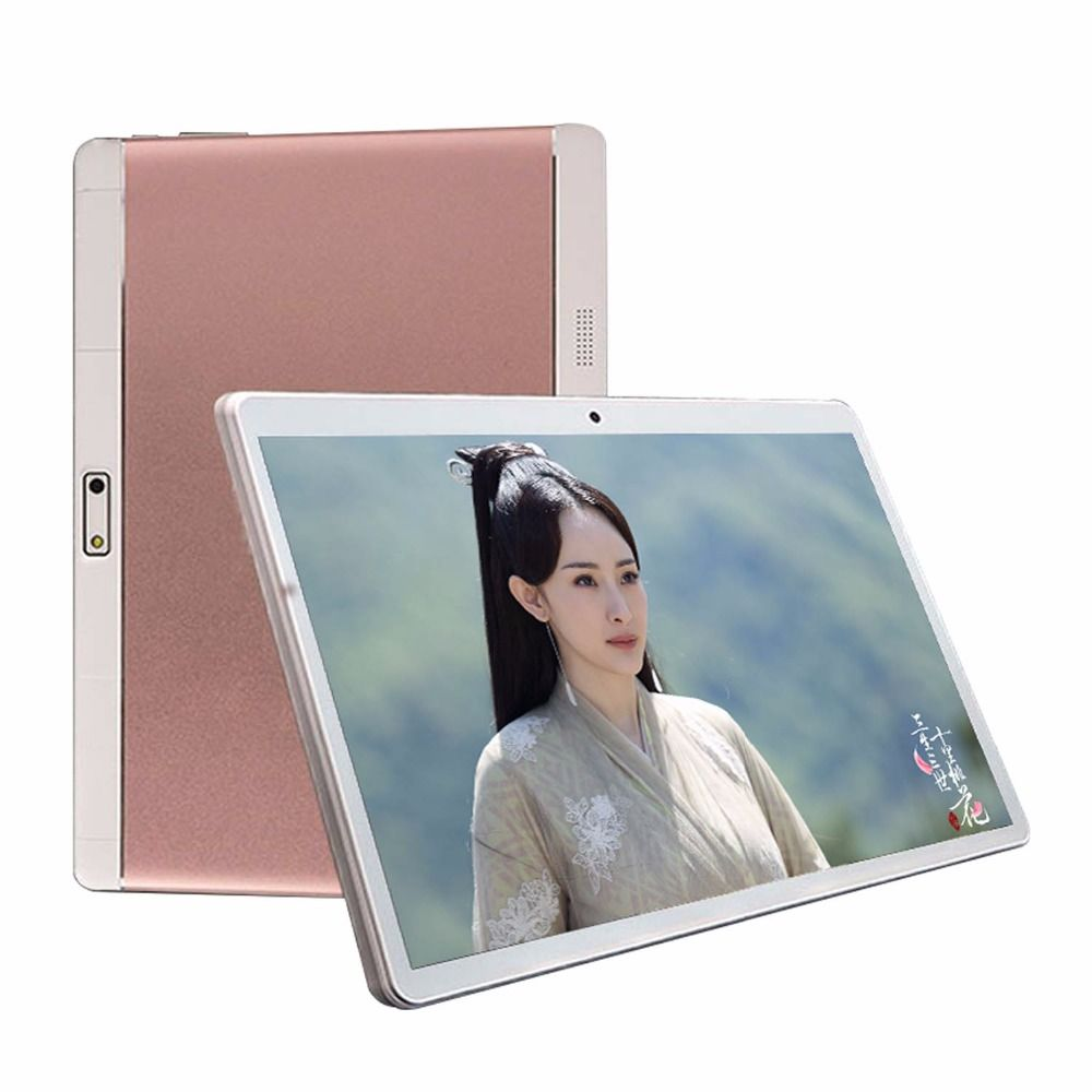 ZONNYOU 10 inch Tablet PC Octa Core 4GB RAM 64GB ROM 1920X1200 IPS Unlock 4G FDD LTE Android 6.0 GPS tablets Pad 9 10.1 Gifts pc