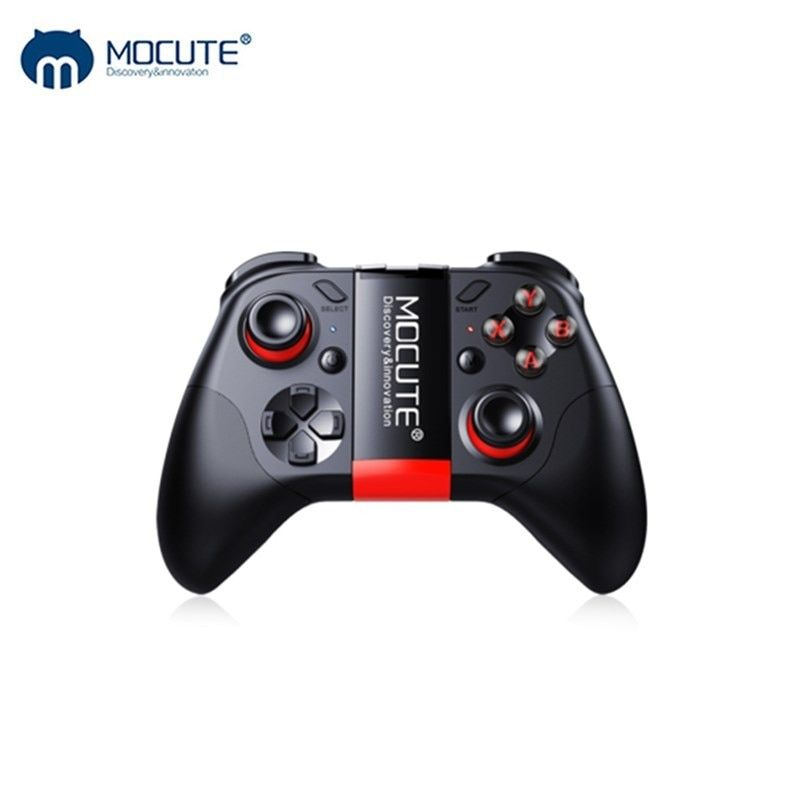 Mocute 054 Bluetooth Gamepad Mobile Joypad Android Joystick Wireless VR Controller Smartphone <font><b>Tablet</b></font> PC Phone Smart TV Game Pad