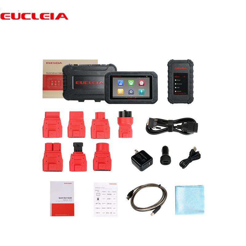 EUCLEIA TabScan S7D Auto Intelligente Dual-modus Diagnose System