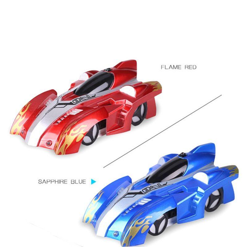 Nouveau RC mur escalade voiture télécommande Anti gravité plafond course voiture électrique jouets Machine Auto cadeau pour enfants RC voiture nouveau