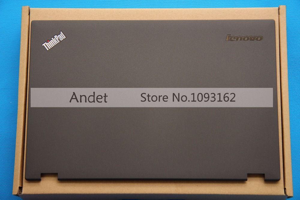 Новый оригинальный для Lenovo ThinkPad T540p w540 ЖК-задняя крышка без каблука FHD 04X5521 Клин 04X5520 60.4l010.013 60.4l011.013