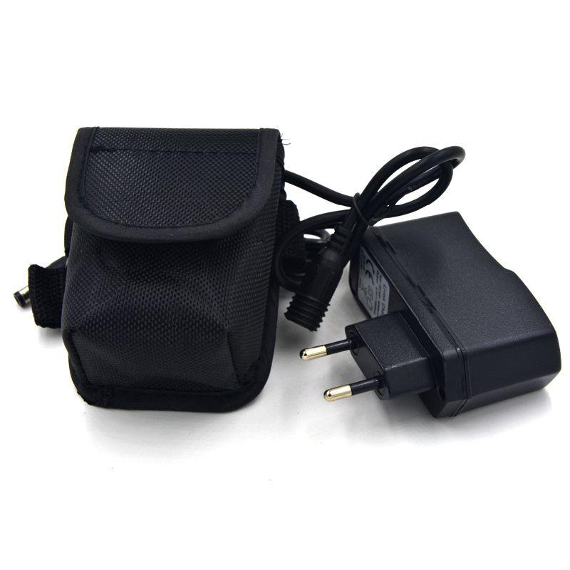Bike Light 10800mAh 18650 Battery Pack 8.4V for SolarStorm X2 X3 T6 Lamps + Charger