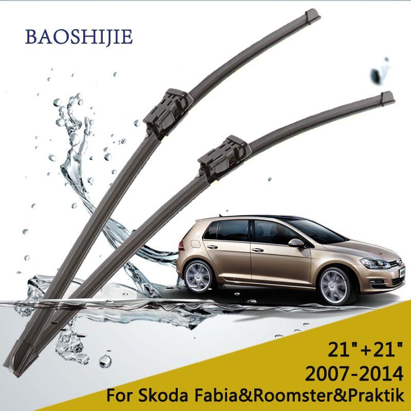 Wiper blade for Skoda Fabia(2007-2014)& Praktik(2007-) 21