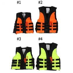 Child Life Vest Aid Jacket Whistle Swimming Life Jacket For Drifting Boating Survival Fishing Safety Jacket Water Sport Wear