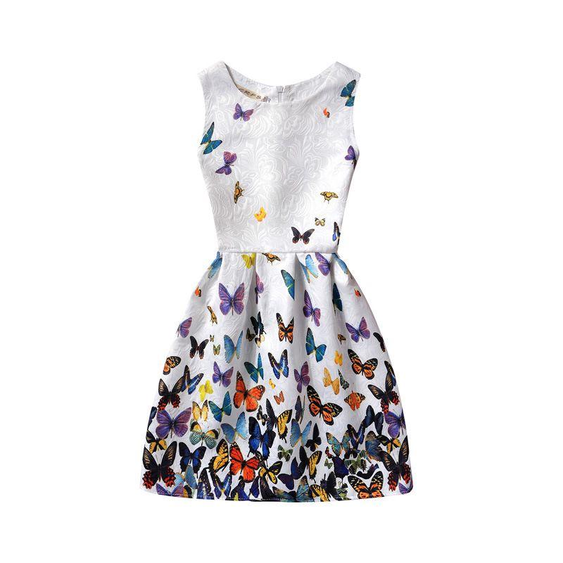 Été chaud nouveau Style européen femmes imprimer mince sans manches robe de haute qualité Jacquard gilet robe fête bureau dame travail robes