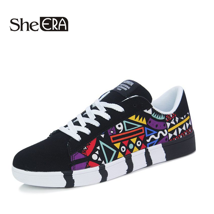 2018 New Men Casual Shoes Fashion Patwork Canvas for Men Spring Summer Sweat-Absorbant Shoes Dropshipping
