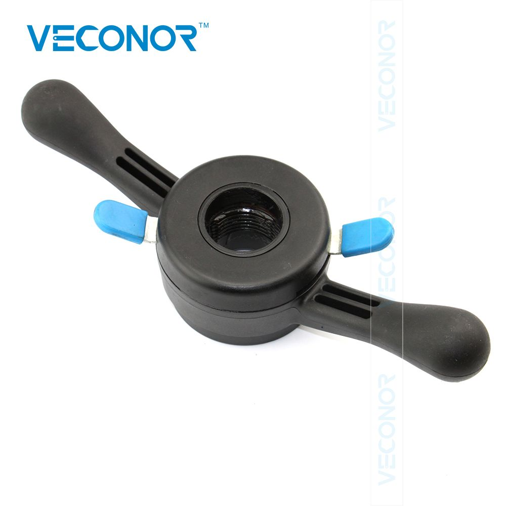 VECONOR quick nut fast locking nut wing nut for car wheel balancer shaft size 36mm 38mm 40mm
