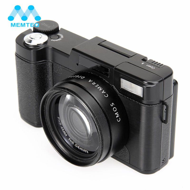 MEMTEQ Digitalkamera 3
