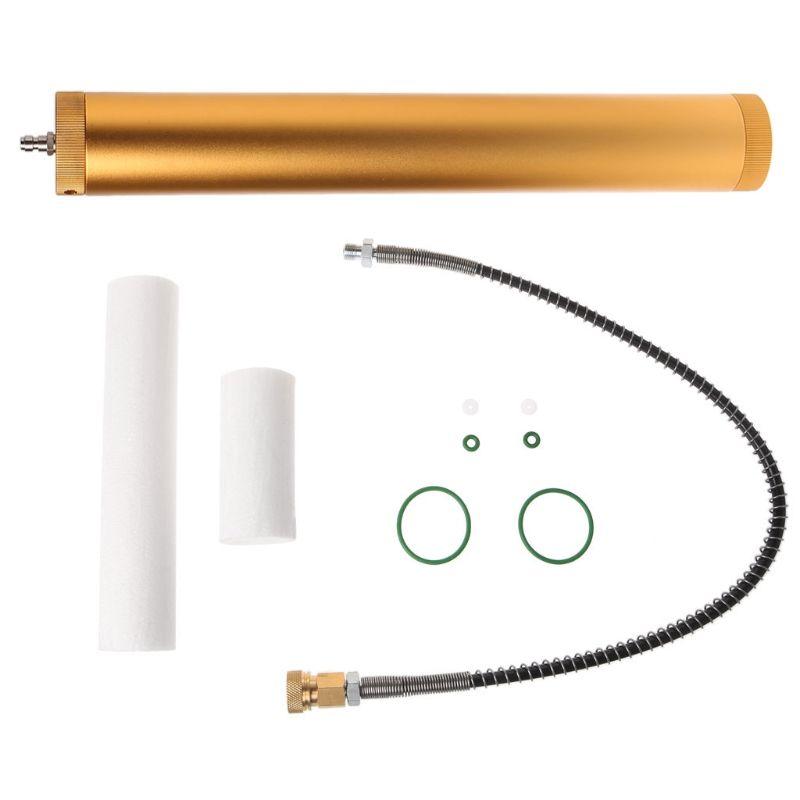 PCP Compressor Oil Water Separator 30mpa 4500psi 310bar High Pressure Air Filter For high pressure air