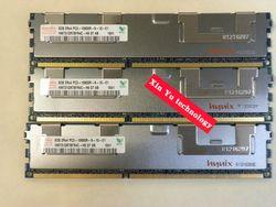 Пожизненная гарантия для Hynix 8 ГБ 16 ГБ 24 г 32 ГБ 1333 мГц pc3-10600r 8 г ECC Reg сервер памяти RDIMM Оперативная память