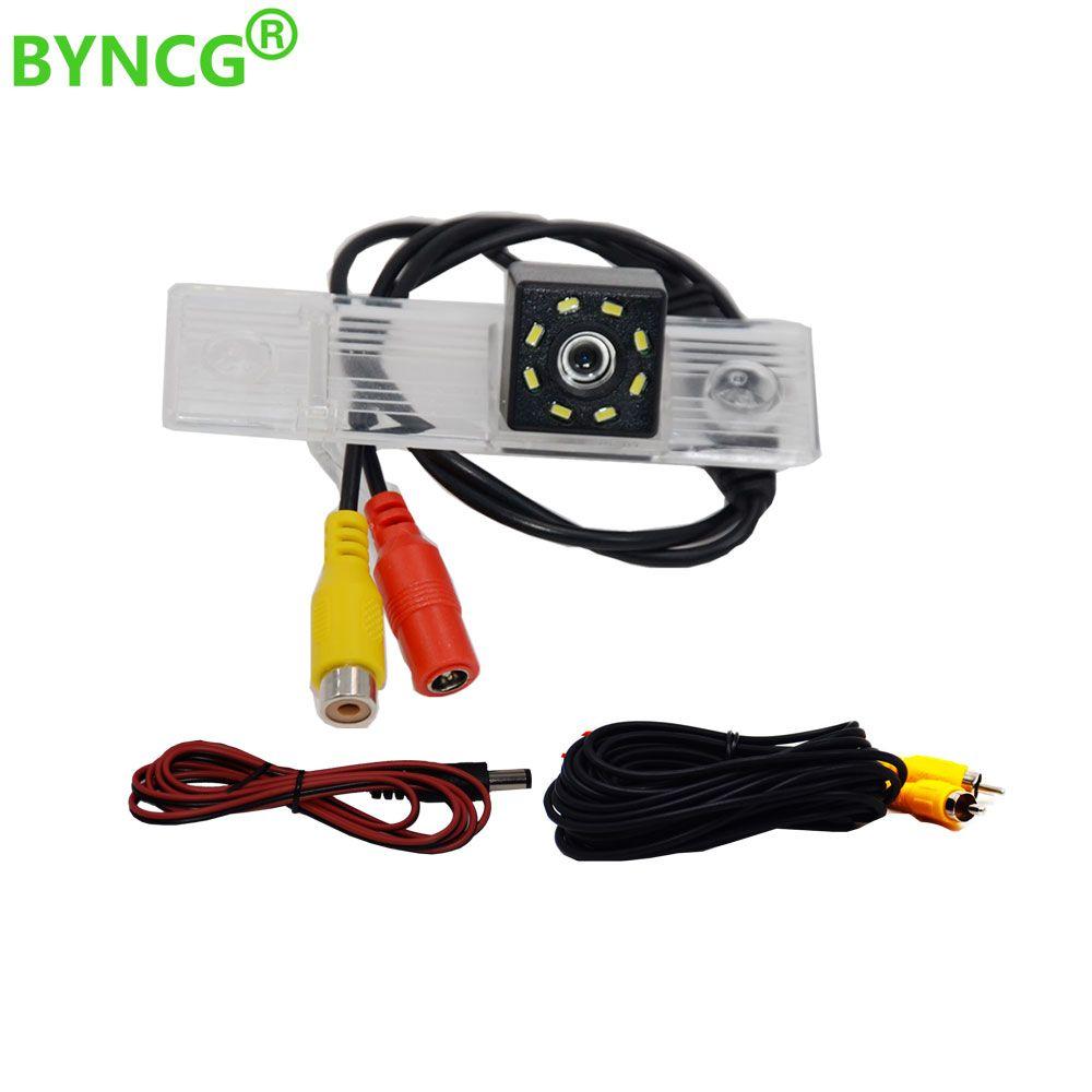 Caméra de recul de voiture CCD pour CHEVROLET Lova/Aveo/Lacetti/Captiva/Cruze/Epica/Matis/HHR