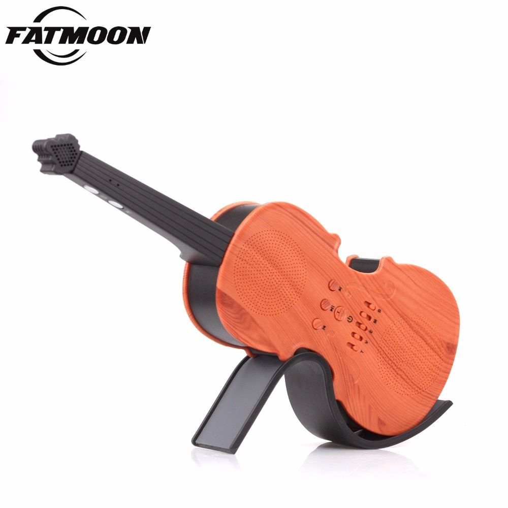 FATMOON V8 bluetooth speaker violin soundbar wireless mini speaker mp3 player Karaoke Record music For xiaomi smart phone laptop