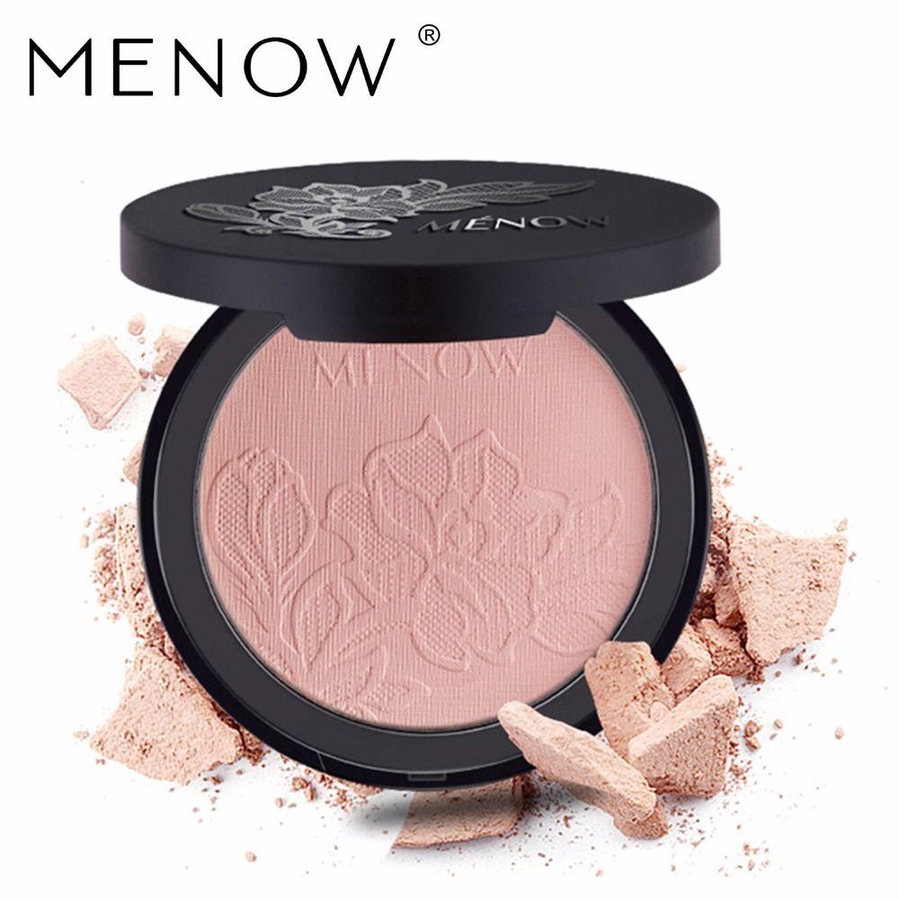 Menow Marque Nouveau Maquillage Poudre Pour Le Visage Mat Hydratant Du Visage Blanchissant Teint Transparent Poudre Maquillage Poudre L1311