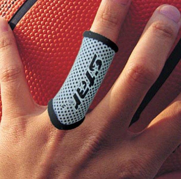 (2 pièce/ensemble) haute qualité pro basketball volleyball doigt protéger pad protecteur soutien supporter