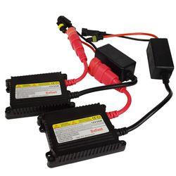 Safego 2 pcs 35 w DC 12 V HID xenon ballast pengapian blok warna Hitam digital xenon HID ballast untuk H1 H3 H4 H7 H11 9005 hid kit