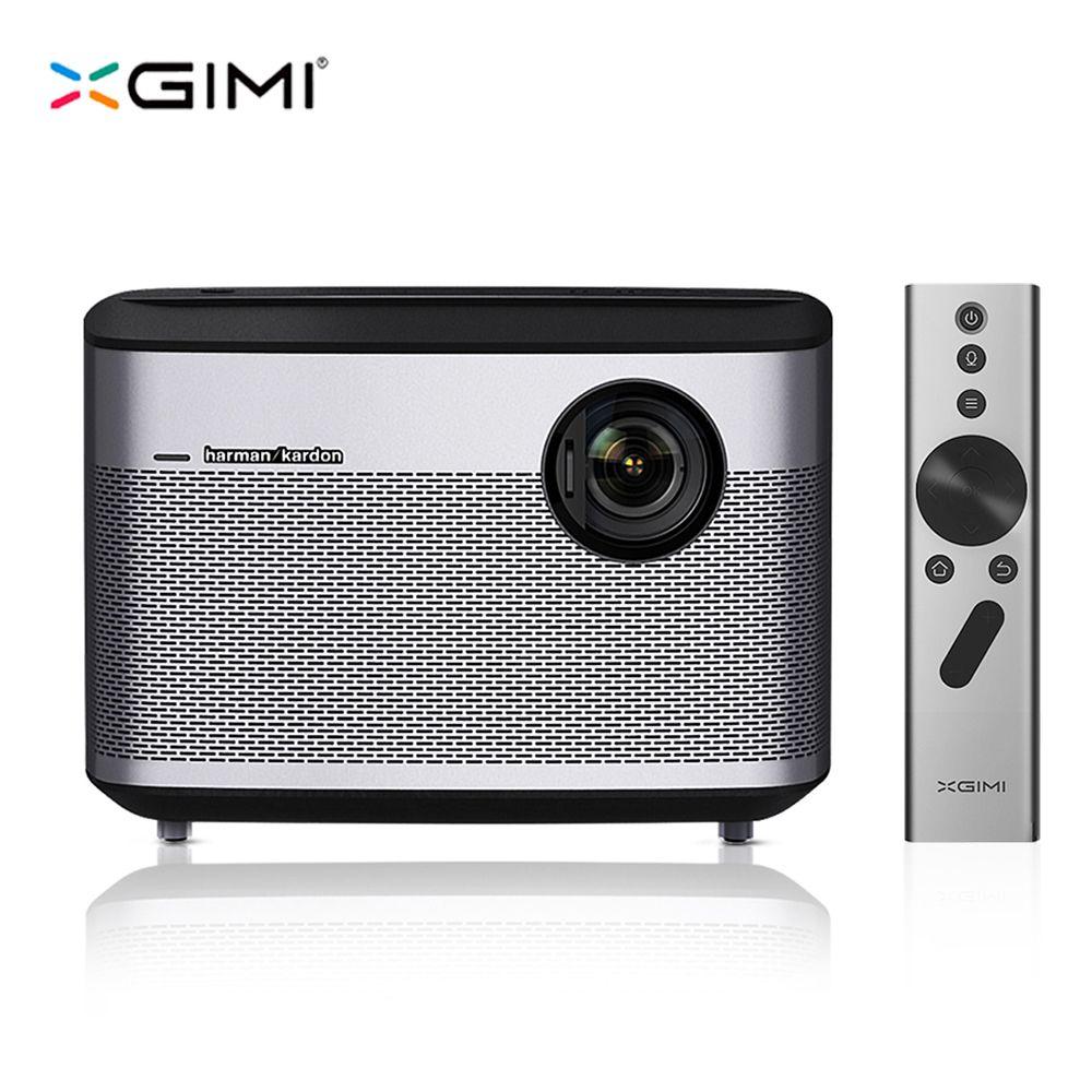 D'origine XGIMI H1 Projecteur Home Cinéma 300 Pouce 1080 P Plein HD 3D 3 GB/16 GB Android 5.1 Bluetooth Wifi Suppor4K DLP TV Beamer