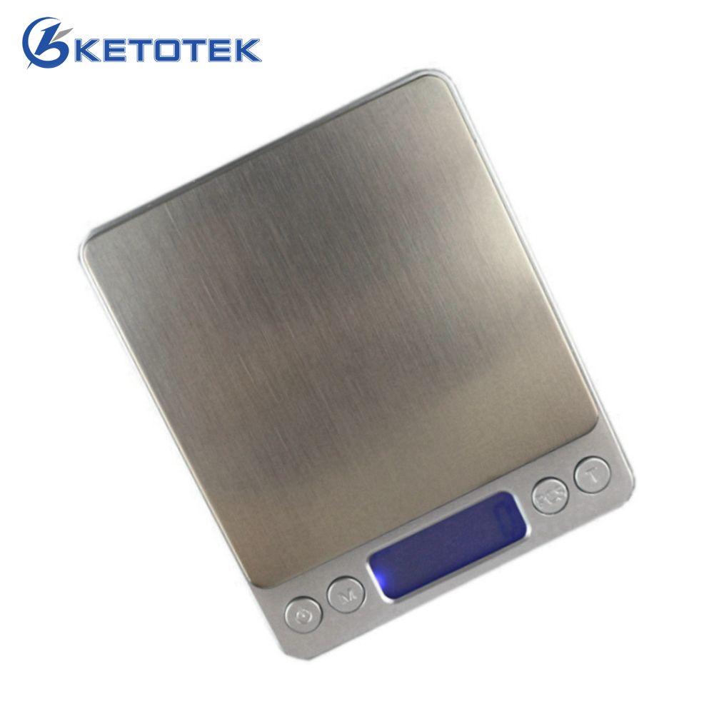 3000g/0.1g Balance de cuisine numérique Balance de poids Balance 3 kg/0.1g électronique de haute précision bijoux alimentaire Balance de régime livraison gratuite