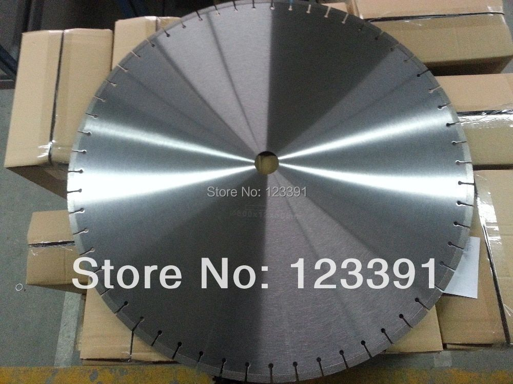 Promotion sale of top quality laser welded diamond saw blades with 800*50/60*15mm for limestone&sandstone cutting high quality