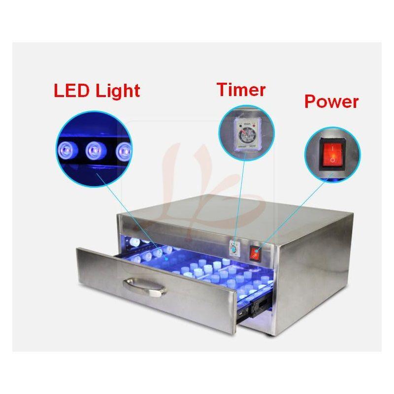 Hot drawer design LY UV curing LED box 84W 118W 110V 220V factory supply OEM ODM support
