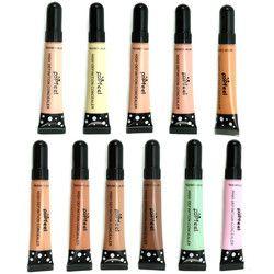 POPFEEL Parfait Couverture Visage Anti-cernes Crème Pro Contour Maquillage Liquide Correcteur Maquillage Foudantion Crème Maquillaje