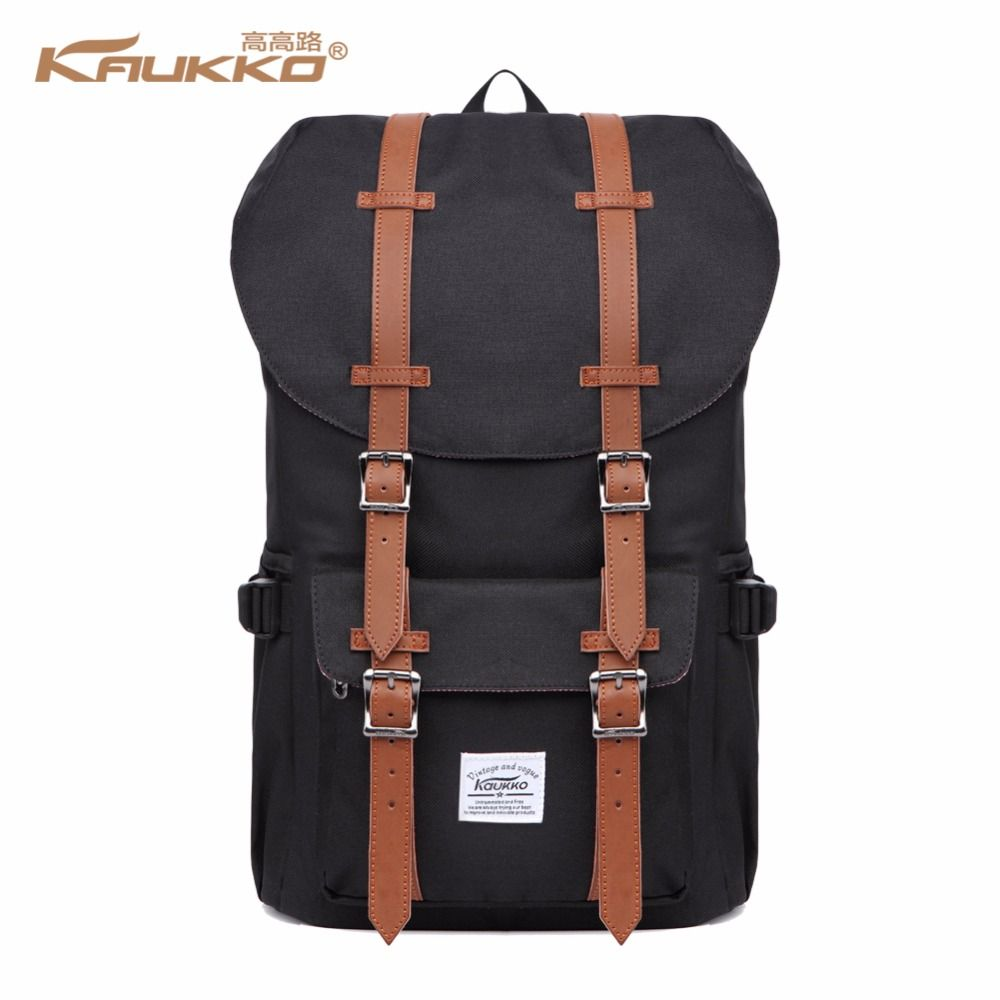 Backpack Women's Daypack Men's Schulrucksack KAUKKO 17 <font><b>Laptop</b></font> Backpack for 15 Notebook Casual Daypacks Stylish backpack
