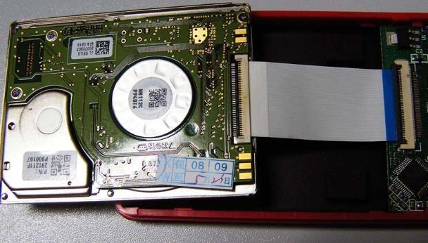 USB 2.0 à 1.8