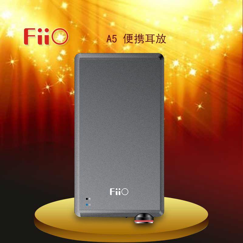 Original Neue ankunft Fiio A5 FA5121 Mini HiFi Portable Kopfhörerverstärker Lange Akkulaufzeit Kopfhörerverstärker