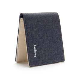 Canvas Wallet men Simple Casual Style short men wallet purse small clutch male wallet Top Quality wholesale price !!!