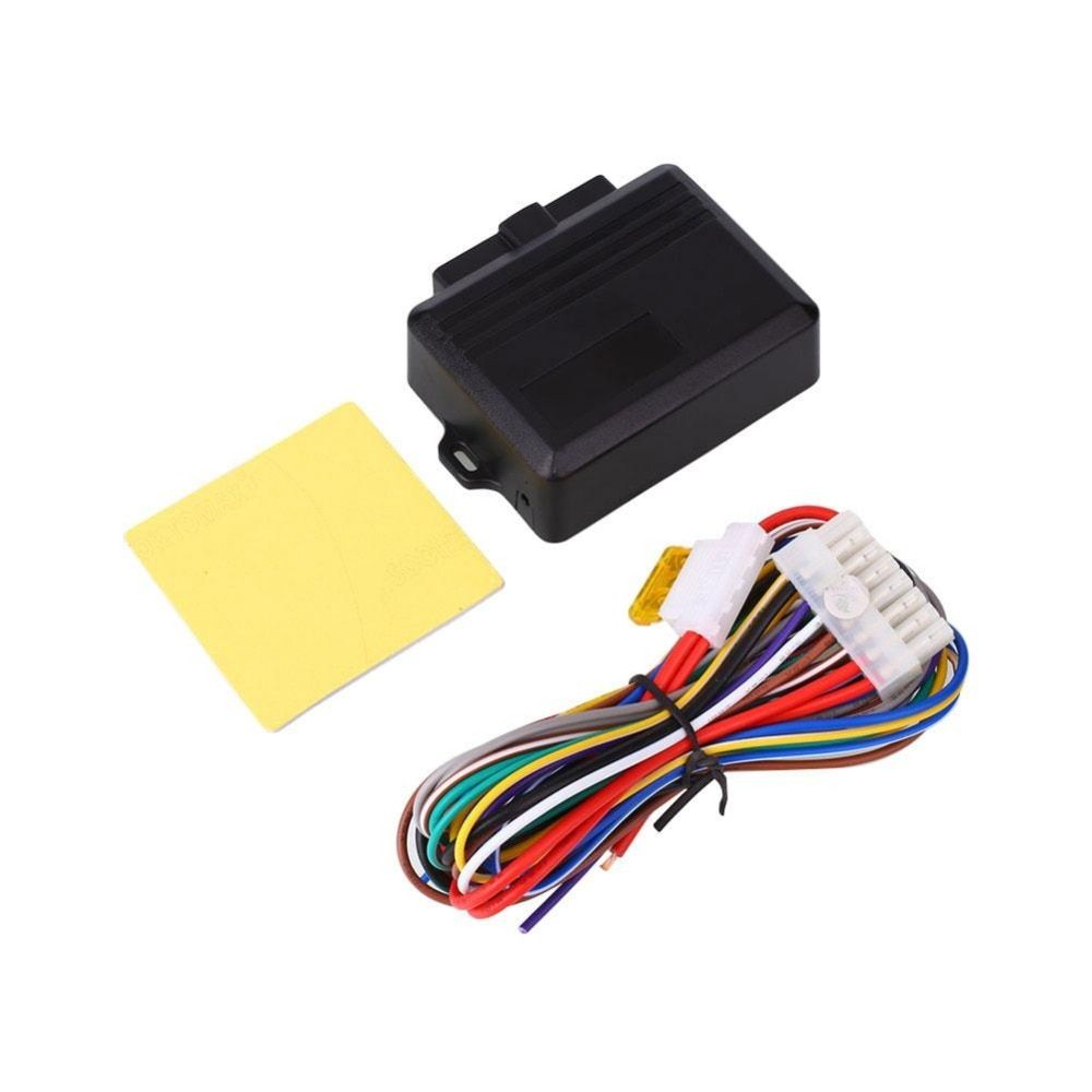 Car Power Window Roll up Closer for Universal Auto Superminiature Mainframe Box Four Doors Remotely Close The Windows