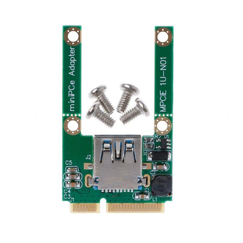 Mini pcie zu USB 3.0 adapter konverter, USB3.0 zu mini pci e PCIE Express Karte Z09 Drop schiff