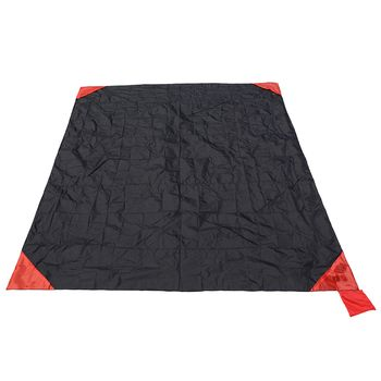 Pocket Blanket Outdoor Camping Mat Ultralight Picnic Mat Foldable Beach Mat Waterproof Travel Mat Camping Equipment
